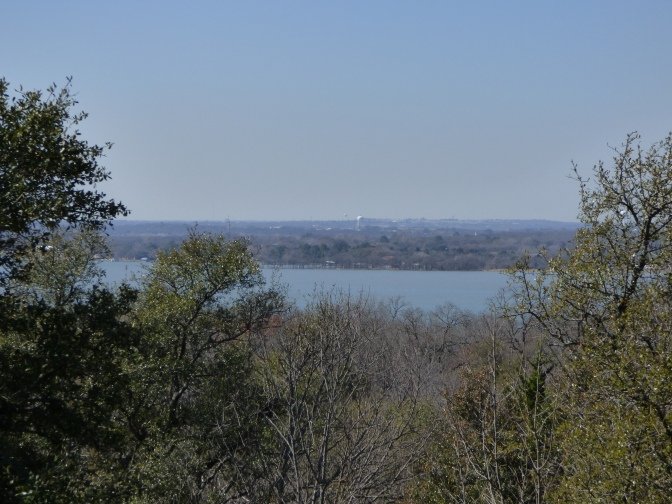 View from Eagle Mountain Park.
